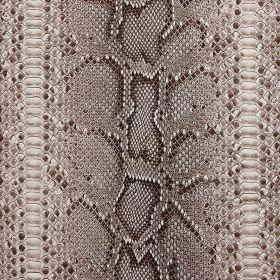Piel Serpiente Marrón 1