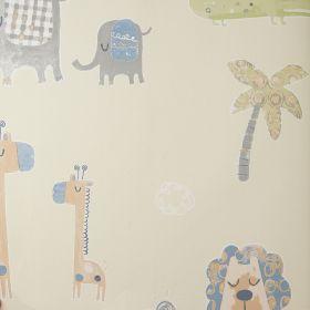 Papel pintado Jungle I