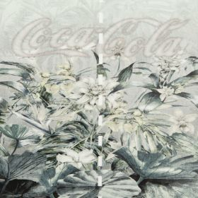 Fotomurales Tropical Coca Cola 2