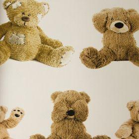Papel pintado Teddy 1