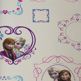 Papel pintado Frozen