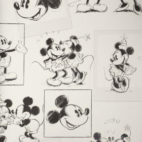 Papel pintado Mickey Clásico 2