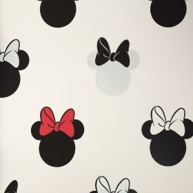 Papel pintado Minnie 1