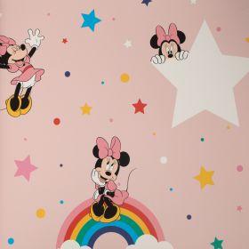 Papel pintado Minnie 2