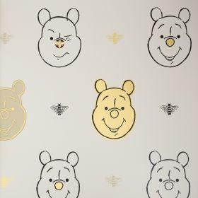 Papel pintado Winnie Pooh 1