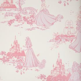 Papel pintado Princesas Diseny Clássic