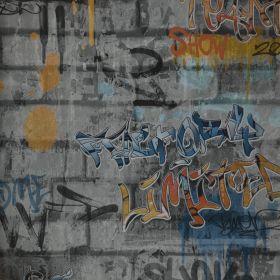 Papel pintado Wall