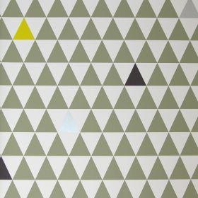 Papel pintado Triangulos 1
