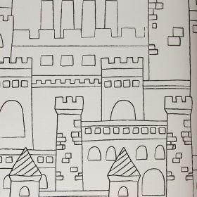 Papel pintado Castillo