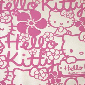 Papel pintado Hello Kitty Flock