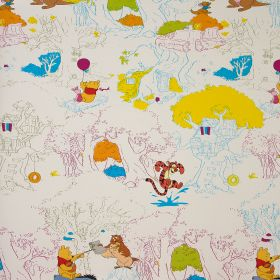 Papel pintado Winnie The Pooh