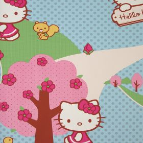 Papel pintado Hello Kitty
