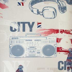 Papel pintado N.Y City 3